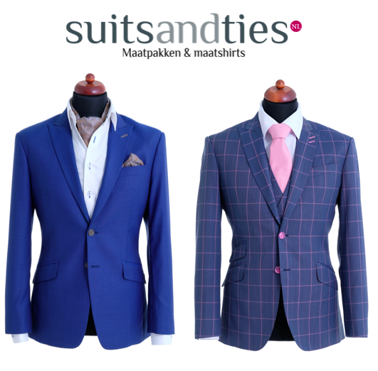 Suits and Ties banner