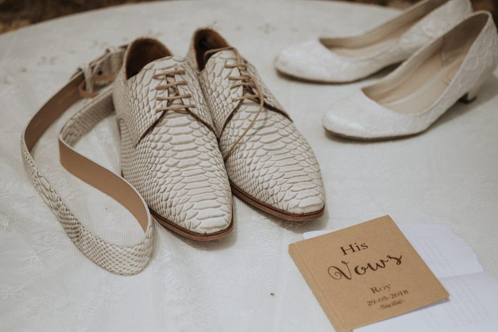 schoenen bij jouw maatpak