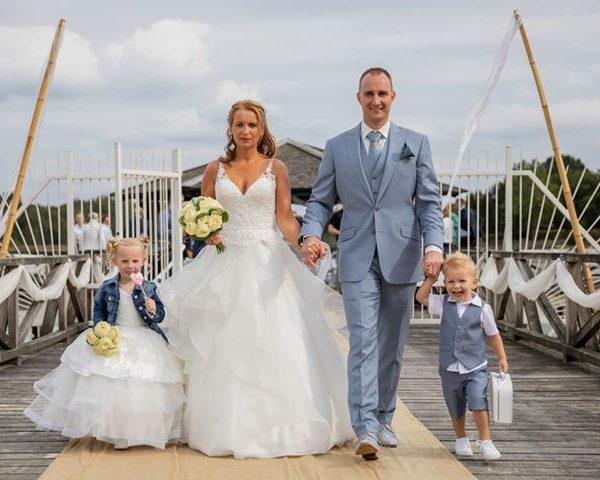 trouwen in de zomer